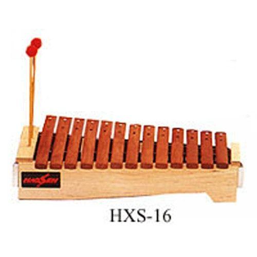 HAOSEN / HXS-16 / Sop 온음 / 하오센 소프라노 실로폰, 16건반