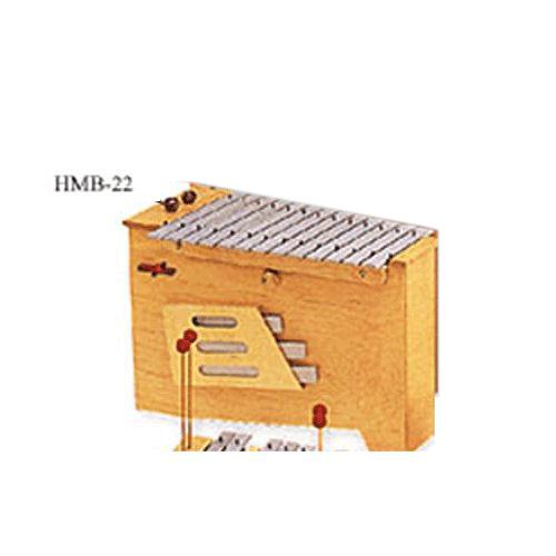 HAOSEN / HMB-22 / Bass 온음, 반음 / 하오센 베이스 메탈로폰